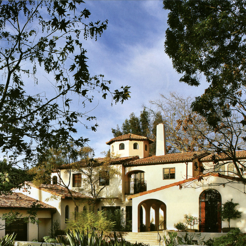 Spanish Revival Brentwood